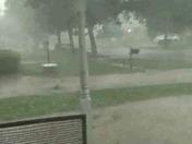 Fremont storm