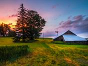 Marshall County Sunrise No 2 - Photo by Dave Austin