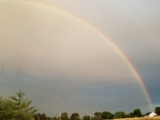 Double Rainbow - West Des Moines