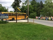 School Send-off to Summer Vacation!