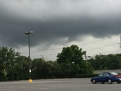 Severe Storms Rolling through Carroll County