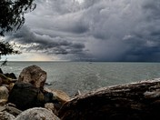 Storm Across Lake Huron 1