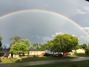 Over the rainbow  Muskego