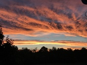 Jacsue stable keeseville sunset