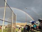 Baseball game in Grafton, Wisconsin