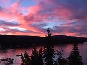 Gorgeous Sunsets over Hurricane Bay, Westshore lLake Tahoe