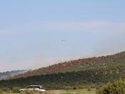 Golden Fire off 344 & HWY 14