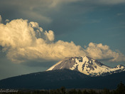 Mt. Lassen Eruption Look Alike