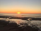 Sunrise at Salisbury