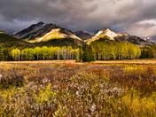 Rockies autumn