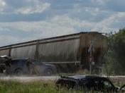 Fort Dodge TrainVsCar