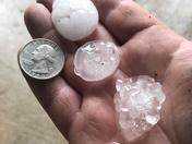 Las vegas new mexico hail storm