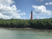 Prince Inlet Lighthouse