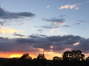 Beautiful night in North Hampton Beach & Rye NH