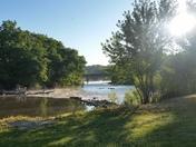 River Trail Sunrise