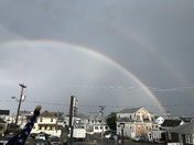 Rainbows after the storm