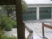 Gilsum hailstorm!