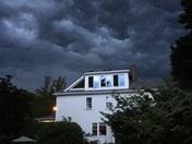 Norwood MA. Nasty clouds!