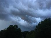 Storm over Hooksett