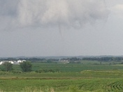Tornado East of Sidney Iowa