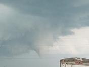Tornado east of sidney iowa