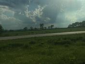 I-29 sun rays
