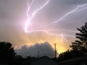 Rainbows to thunder strikes