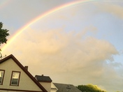 Rainbow in Shirley
