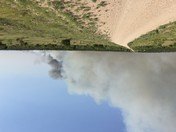 Mosquero fire