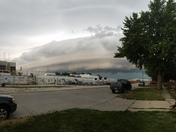 Storm Moving into Carroll