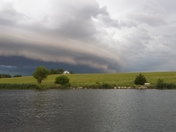 Storm  in Manning
