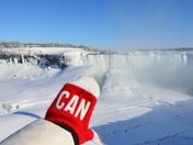 Ontario - Frozen Niagara Falls