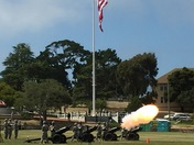 Cannon Salute to the fifty US States