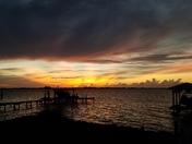 Beautiful sunrise coming!