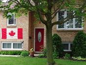 Happy Birthday Canada From The Santalucias