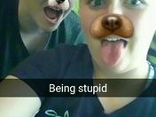 Being stupid