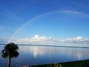 Rainbow at The Cape