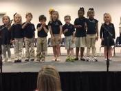 Carlisle School - Danville, VA - Pre-K 4 #Hamilton performance