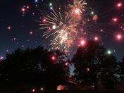 Fireworks in Poland Springs