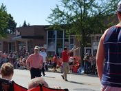 Gov. Scott Walker in Wauwatosa parade