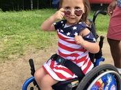 American cutie!