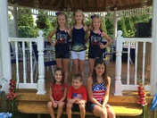 Happy 4th of July from the Zajdel grandkids!