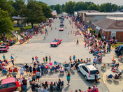 Small Town Iowa 4th Of July Parade