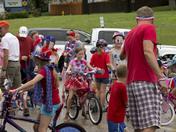 Briarwood parade Olathe KS
