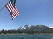 The Fourth at Tahoe