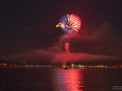 4th of July over The Causeway