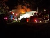 Fire Melcher-Dallas Iowa