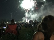 Love watching the fireworks
