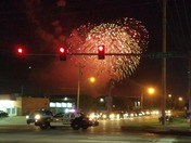 Fireworks in Moore
