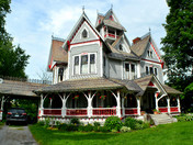 The Grey Gables Mansion